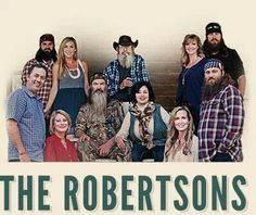 Duck Dynasty. I love this family, they aren't perfect, good Christians, and funny as heck!