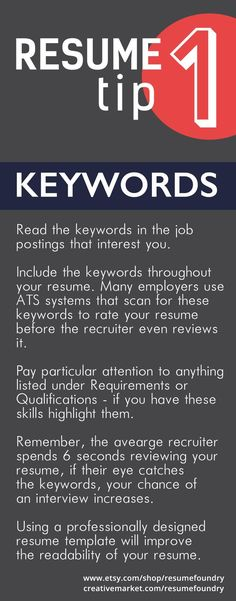 Land that job with 10 Resume tips from Indeed Career Guide. Resume Tip #1 - Use Keywords found in the job description. Resume templates can also improve the readability of your application.  Resume Foundry has sold over 10,000 resumes with applicants winning salaried over $100,000. Read our 300+ 5 star reviews. Build A Resume, Create A Resume, Resume Help, Modern Resume Template, Creative Resume Templates, Cv Template, Job Application Cover Letter, Cover Letter For Resume, Resume Tips No Experience