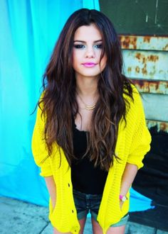 "I wonder if Selena ever thinks, ""I hate that I'm perfect."" She is perfect. A very lucky girl."