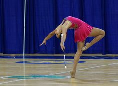 Baton Twirling: An Olympic Sport?