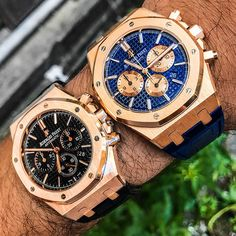 a3bf4b3864f The AP Duo of a Lifetime! which of these is you fav  DM for. Relogio ...