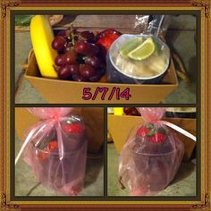 Mexican fruit cup with (lime&chile) and fruits in a box. Mexican Fruit Cups, Chocolate Strawberries, Teacher Appreciation, Strawberry, Lime, Day, Celebrations, Summer, Limes