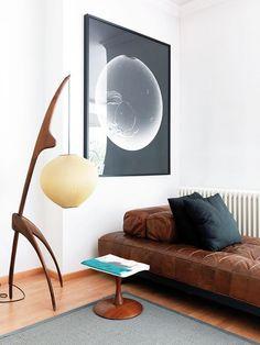 Demetrio Zanetti vartnya hem modern interiors mid century