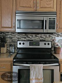Backsplash Tiling For First Timers: You Can Do It!