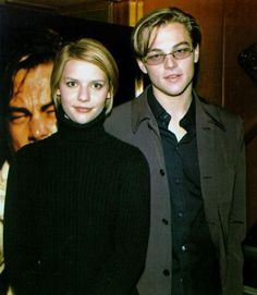 Claire danes, Leonardo dicaprio and Leo on Pinterest