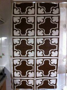 北欧ヴィンテージファブリック マリメッコ ヨブス ボロス インテリア 雑貨 家具 Modern marimekko fabric ¥4200yen 〆05月11日