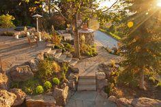 Foothills Residence - craftsman - landscape - boise - by Franz Witte Landscape Contracting Inc.
