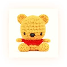 Horgolás minden mennyiségben!!!: Amigurumi leírások Winie The Pooh, Free Crochet, Crochet Hats, Victoria, Amigurumi Toys, Minion, Tweety, Free Pattern, Hello Kitty