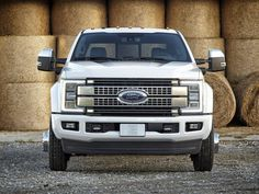 Ford launches the firmest and most intelligent Super Duty! Ford launches the firmest and most intelligent Super Duty! Coming after his very own F 150! Soon after the spectacular transformation of the F-150 into a shape made out of airy alloy, Ford has presented to the world the new F-Series Super Duty, maintaining the already highly appreciated economy...