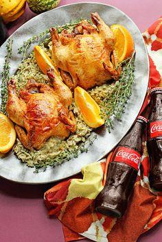 Coca-Cola Glazed Cornish Hens Recipe on Yummly