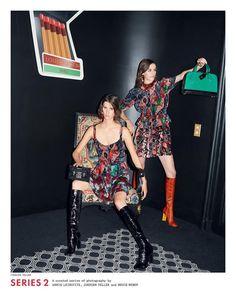 Louis Vuitton - Louis Vuitton Spring/Summer 2015 Campaign Series 2