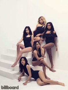 Fifth Harmony for Billboard Magazine