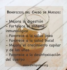 Dieta Paleo, Paleo Recipes, Mexican Food Recipes, Cooking Recipes, Vegan Keto, Vegan Gluten Free, Bone Broth, Natural Treatments, Sin Gluten