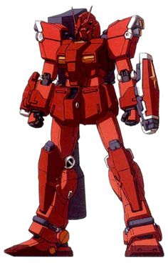 "The PF-78-3 Perfect Gundam III ""Red Warrior"" is the variation of the RX-78-3 Gundam ""G-3"". Designed by Kunio Okawara and later by Hajime Katoki for the Gundam Fix Figuration version. It is the titular mobile suit of the manga Plamo-Kyoshiro."