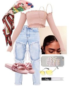 Take a look at the best spring outfits for church in the photos below and get ideas for your outfits! Love this outfit for spring! Swag Outfits For Girls, Teenage Girl Outfits, Cute Swag Outfits, Dope Outfits, Teen Fashion Outfits, Look Fashion, Stylish Outfits, Summer Outfits, Latest Fashion