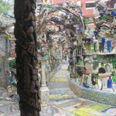 Magic Garden in Philly