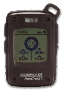 Housewarming gifts:Bushnell BackTrack HuntTrack Personal GPS Tracking Device