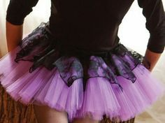 """Wicked Tutus - Halloween costume DIY in book """"Witch Craft"""""""