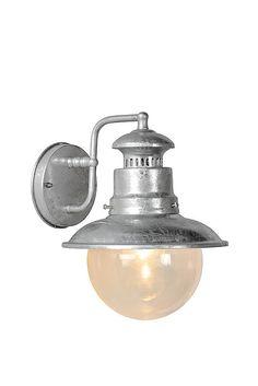 Lucide FIGO Wandlamp 1x60W Antraciet IP44 11811/01/06