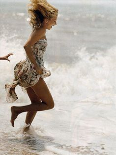 Don't be afraid to get your feet wet; it could turn out to be more fun than you'd ever imagined.