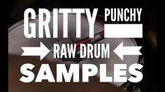 Download Gritty, Punchy & Raw Boom Bap Drum Kits for NI Kontakt