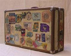 Crazy Art. Trunk - suitcase n°3