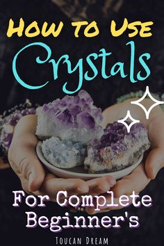 Crystals For Sleep, Charge Crystals, Crystals And Gemstones, Stones And Crystals, Wicca Crystals, Gem Stones, Natural Crystals, Natural Stones, Crystal Uses