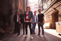 We The Kings change new album title to 'Somewhere Somehow' http://boystereo.com/1arlebZ