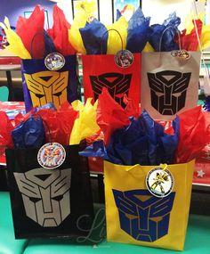 Resultado de imagen para fiesta infantiles de transformers