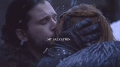 Jon + Sansa | my salvation (+6x10)