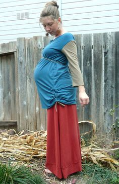 Maternity Top in Ultrasoft Bamboo Fabric  Pick Your Own by IOGoods, $53.00  https://www.etsy.com/listing/111569663/maternity-top-in-ultra-soft-bamboo