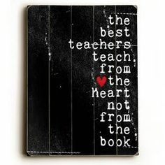 Best Teachers Wall Decor