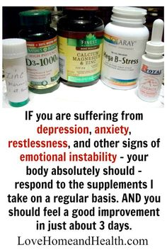 Do You Suffer From Depression, Anxiety and More? #Fitness