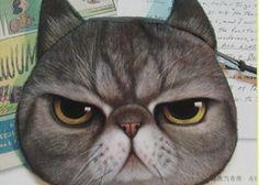 Siempre Quise Uno: Monedero de Gato - Kichink!