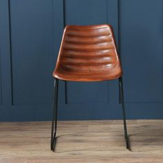 Road House Deluxe Industrial Retro leather Dining Chairs Honey, Tan, Black, Brown now available Wire Dining Chairs, Industrial Dining Chairs, Leather Dining Chairs, Dining Table, Dining Room, Wire Chair, Stylish Chairs, Chair Price, Cafe Chairs