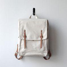 makr canvas backpack