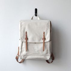 makr canvas backpack