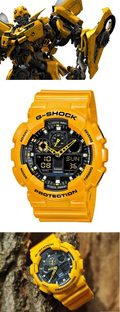 G-Shock GA-100A-9AER Sport - Casio we are trying to get this specific one in!