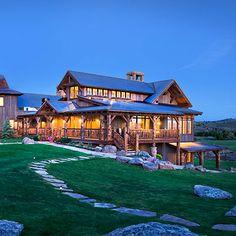 Bush Creek Ranch, Wyoming