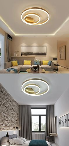 #ceiling  #architecture  #interiordesign  #design  #ceilingdesign  #interior  #homedecor #raypom Is Bulbs Included: Yes Usage: Daily lighting