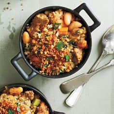 Cooking Light's Quickest Recipes Ever: Cassoulet in a Flash | CookingLight.com