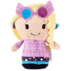 Bring home the magic and whimsy of the Wizarding World with this itty bittys plush version of Harry Potter's friend Luna Lovegood with her iconic spectrespecs. Slytherin Harry Potter, Harry Potter Facts, Harry Potter Movies, Ravenclaw, Hogwarts, Harry Potter Friends, Harry Potter Nursery, Luna Lovegood, Mischief Managed