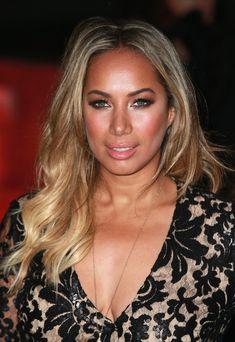 Leona Lewis Long Wavy Cut