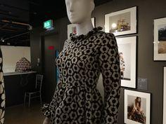 Orla Kiely, Fur Coat, Dresses With Sleeves, Long Sleeve, Jackets, Fashion, Down Jackets, Moda, Sleeve Dresses