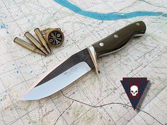 Turley Knives Boonie Knife with Guard