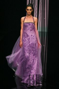 Abed Mahfouz Fall-Winter 2007 - 2008 Haute Couture