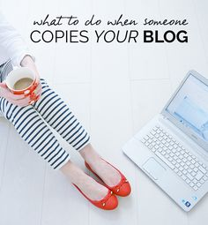 what to do when someone copies your blog
