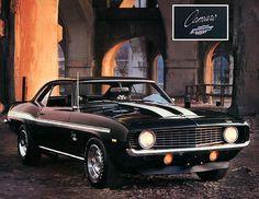 1969 Don Yenko Camaro. oh mah gah!