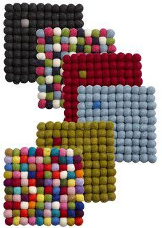3e Pannunalunen(EI sinistä) Coasters, Felt, Boards, Design, Planks, Felting, Coaster