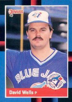 1988 Donruss David Wells Baseball Card for sale online David Wells, Blue Jay Way, Baseball Cards For Sale, American League, American Art, Mlb Teams, Sports Figures, Toronto Blue Jays, Trading Card Database